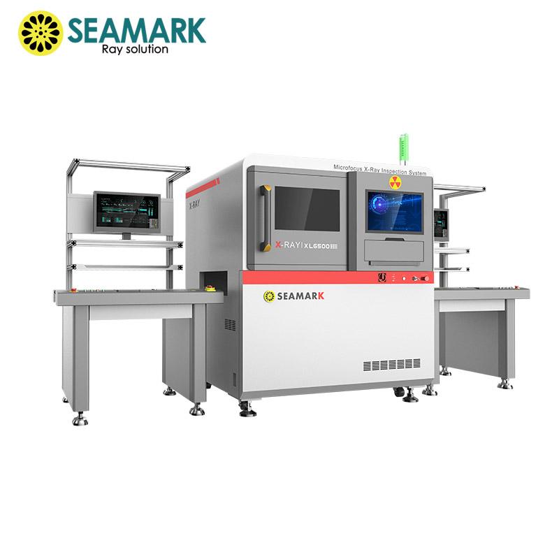 全自动在线式微焦斑X射线检测设备